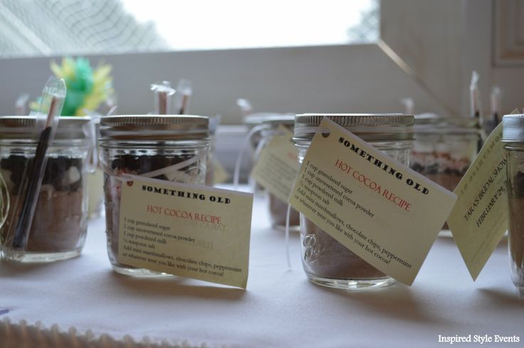 Best Ideas For Bridal Shower Favors Bridalpulse