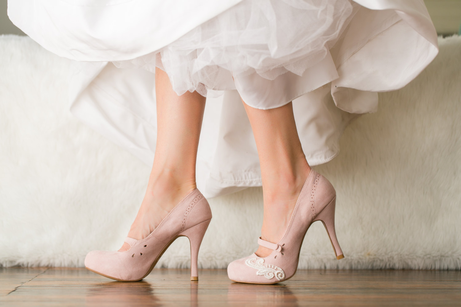 7 Gorgeous Wedding Shoes For Bride Bridesmaids