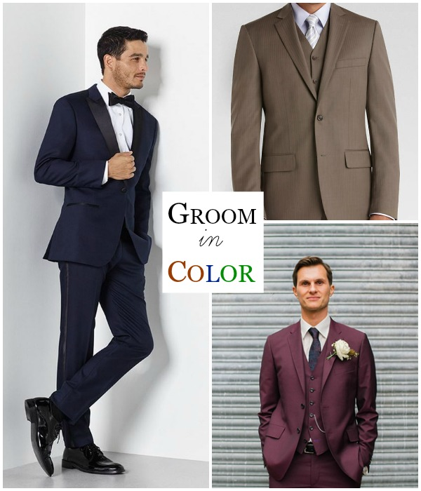 New Colors for Grooms in 2015 - BridalPulse