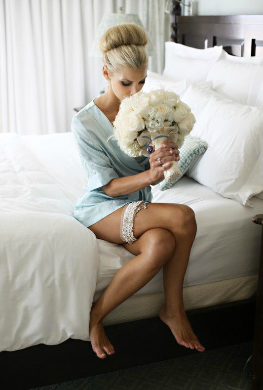 Bridal lingerie ideas and advice for the wedding day - BridalPulse