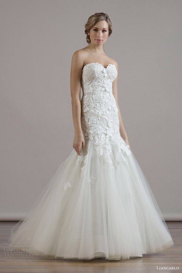 Liancarlo Fall 2015 Wedding Dresses - BridalPulse