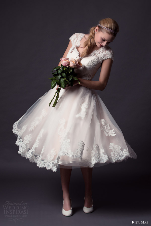 Rita Mae 2015 Wedding Dresses Bridalpulse