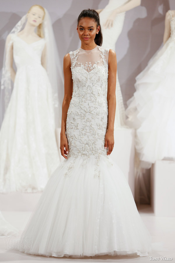 Tony Ward Bridal Spring 2016 Wedding Dresses - BridalPulse