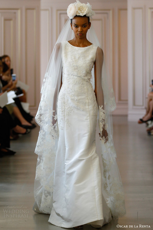 Oscar de la renta bridal spring 2016 wedding dresses bridalpulse oscar de la renta bridal spring 2016 wedding dresses junglespirit