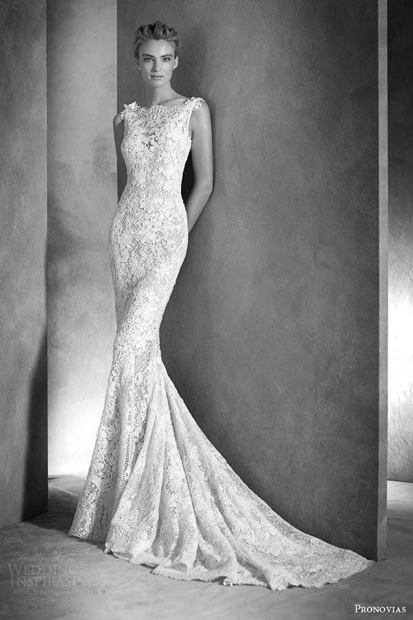 Atelier Pronovias 2016 Haute Couture Wedding Dresses Bridalpulse