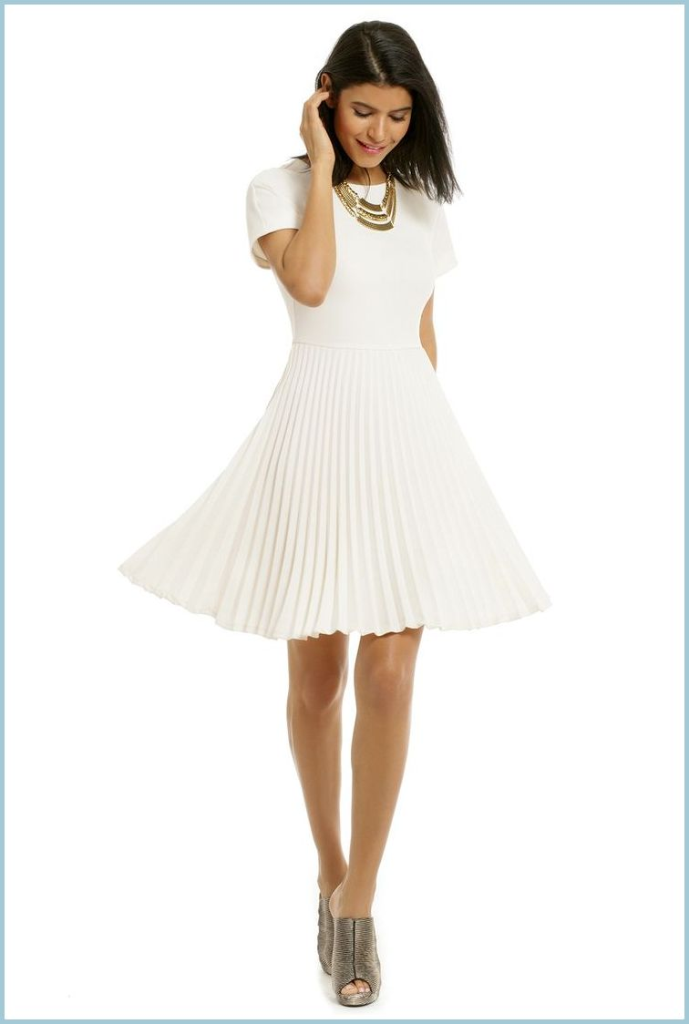 20 white dresses for the bridal shower and rehearsal dinner bridalpulse