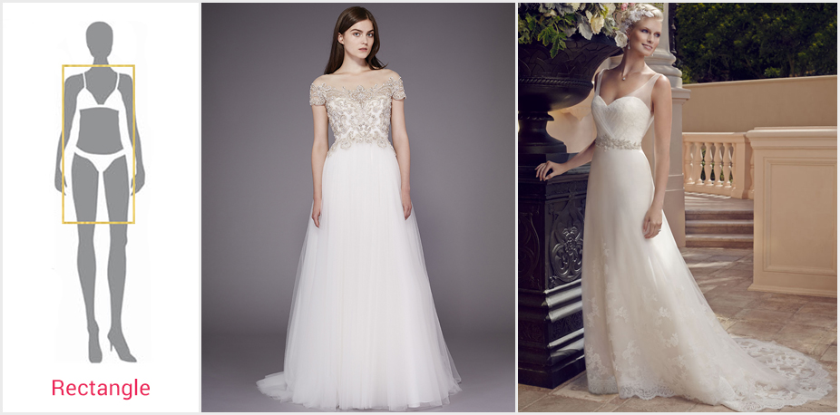 c2c0c8a91b53 The Best Wedding Dress for Your Body Type - BridalPulse