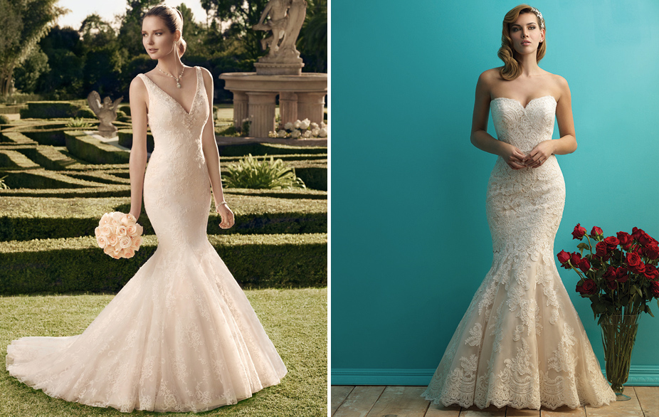 The Definitive Guide to Wedding Dress Silhouettes - BridalPulse