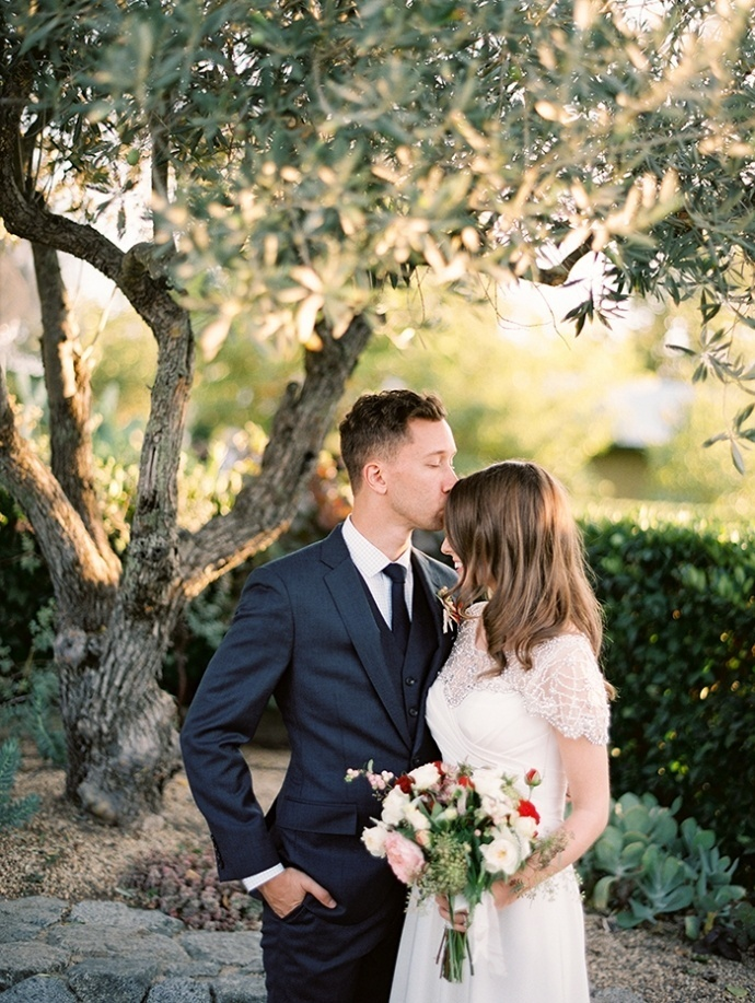 5ebed2bab12 A charming Sonoma wedding by Brumley and Wells - BridalPulse