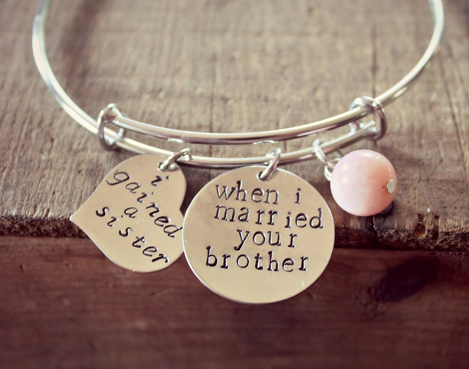 Unique Wedding Gifts For Brother And Sister In Law : Help! Jewelry for Sister-in-Law Bridesmaid Gift? Ask Emmaline ...