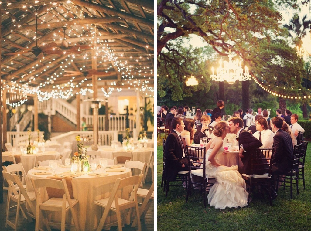 Outdoor Wedding Ideas: September In Review: This Month's Wedding Highlights
