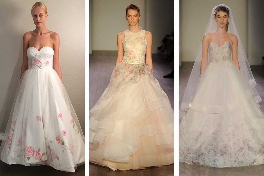 Wedding Dress Gemach New York : Top wedding dress trends at new york bridal fashion week