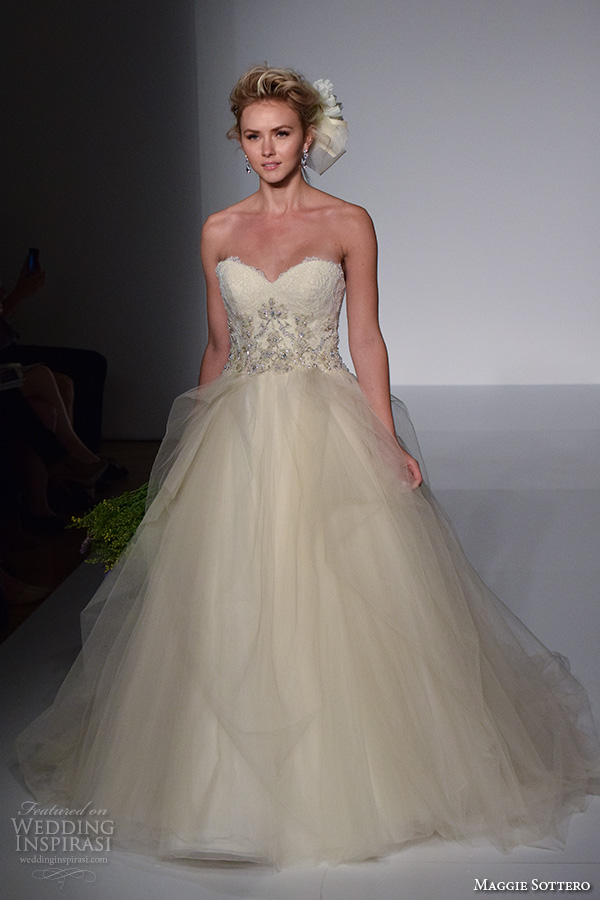 New York Bridal Fashion Week October 2015 Part 4 - BridalPulse