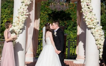 Romantic and Classic Wedding with a Fairytale Twist by Touch of Gold Events