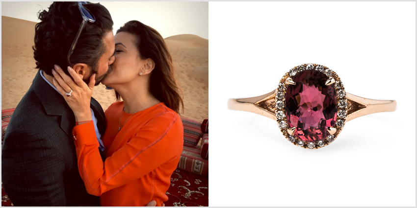 6 Celebrity Engagement Rings We Love And Can Afford