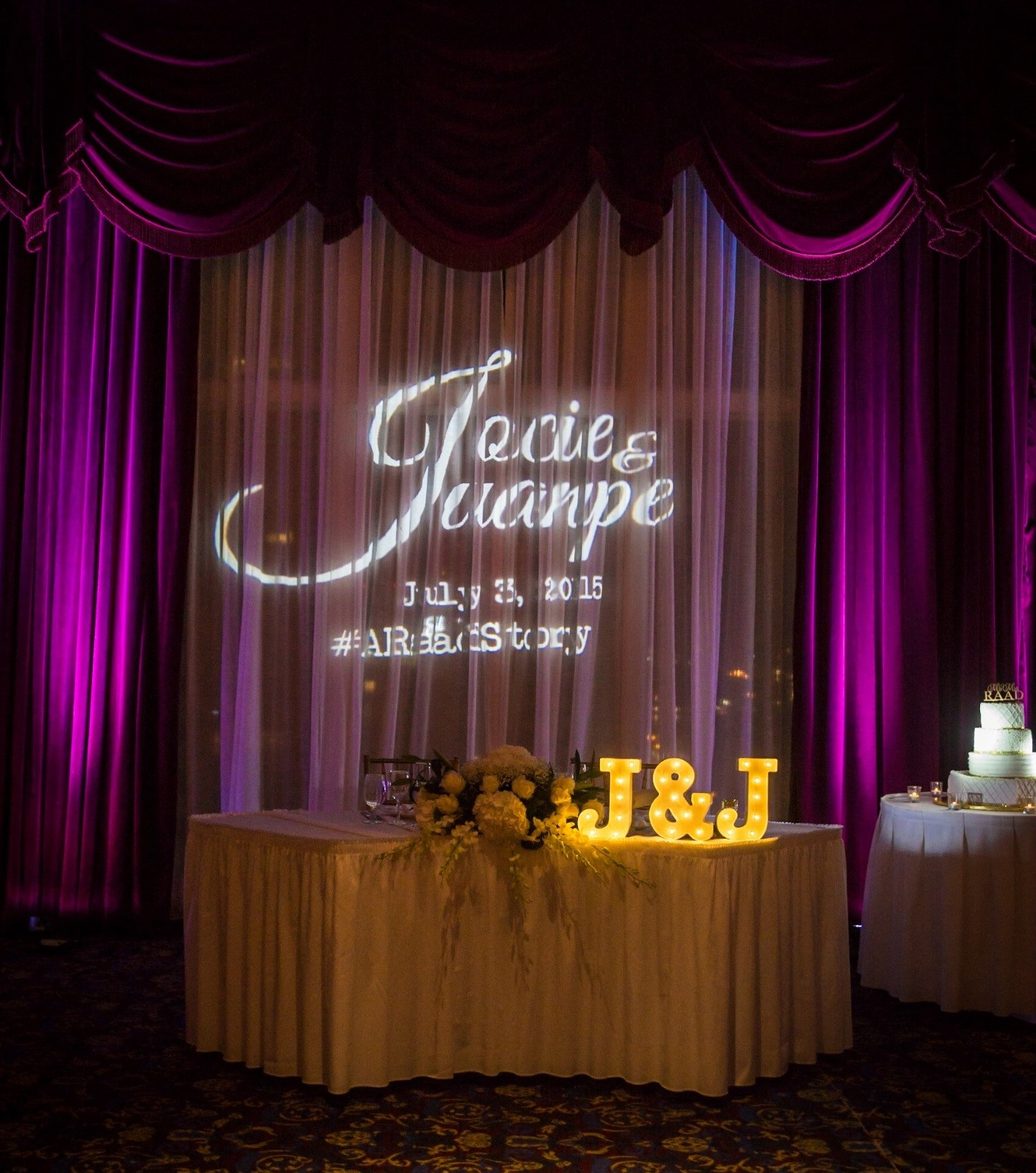 All About Monogram Lighting By Rent My Wedding & All About Monogram Lighting - BridalPulse