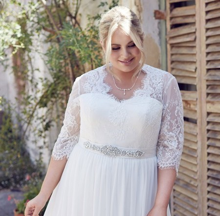 ec8dda4011b Plus Size Perfection Wedding Dresses - BridalPulse