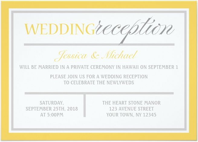 21 beautiful at home wedding reception invitations bridalpulse filmwisefo