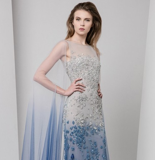 Tony Ward Fall 2016 Ready-to-Wear Dresses - BridalPulse