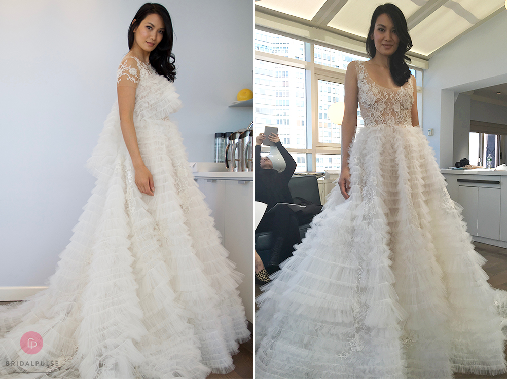 Wedding Gowns New York: The Top Wedding Dress Trends From New York Bridal Fashion