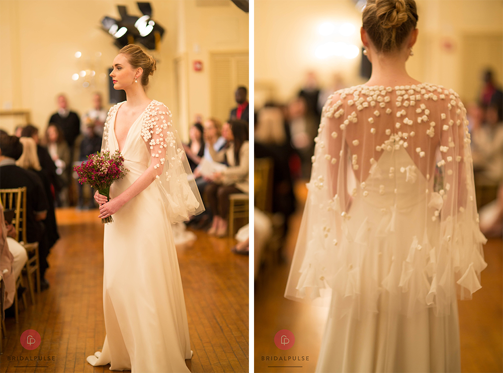 Wedding Dress Gemach New York : Wedding dresses with sleeves from new york bridal fashion week