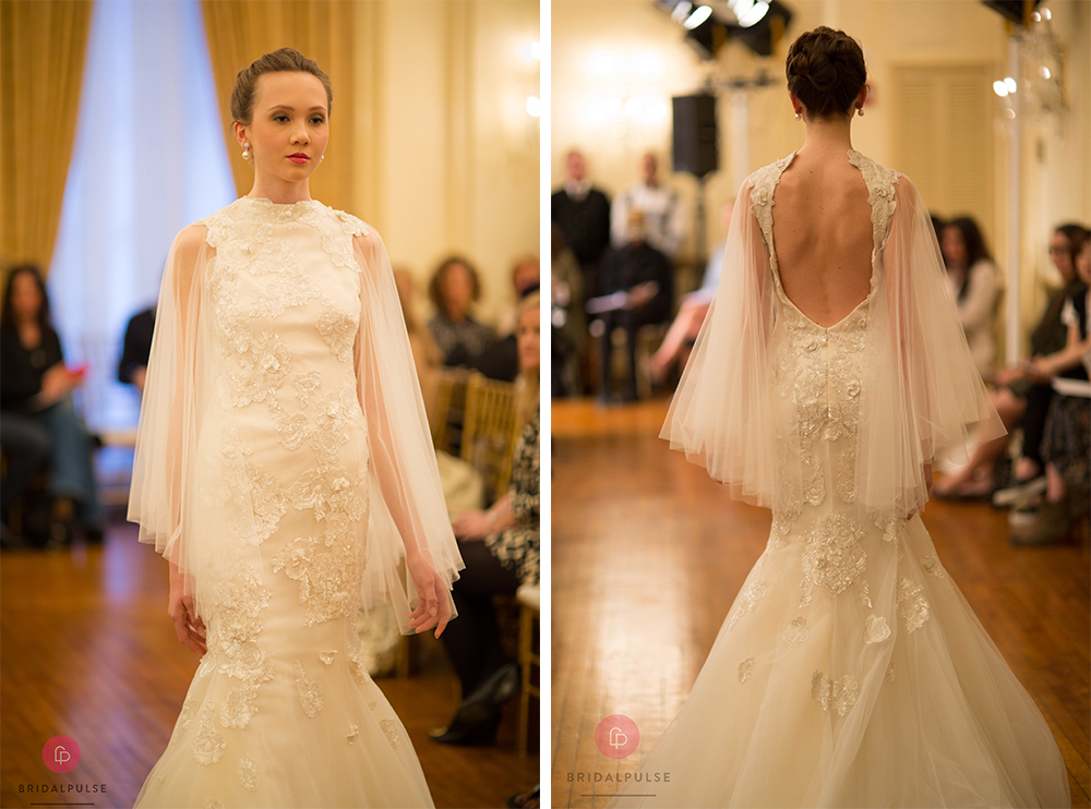 Wedding Gowns New York: 10 Wedding Dresses With Sleeves From New York Bridal