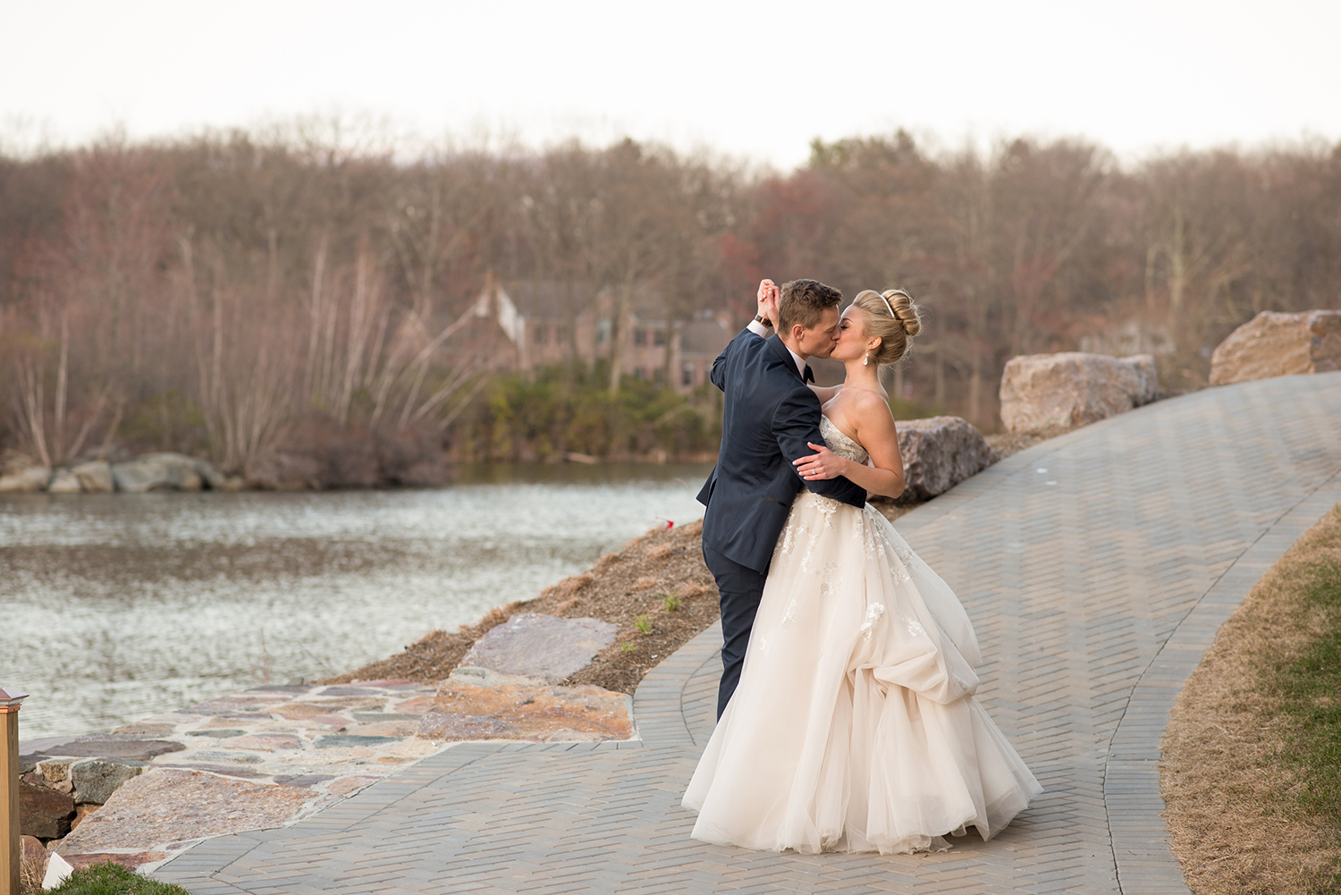 ballet inspired wedding in new york