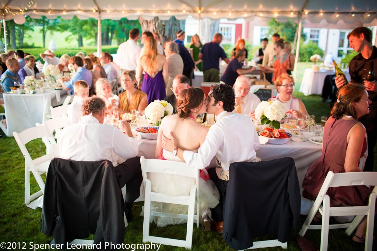 Non-traditional wedding venues - Shelburne Museum - nonprofit organization