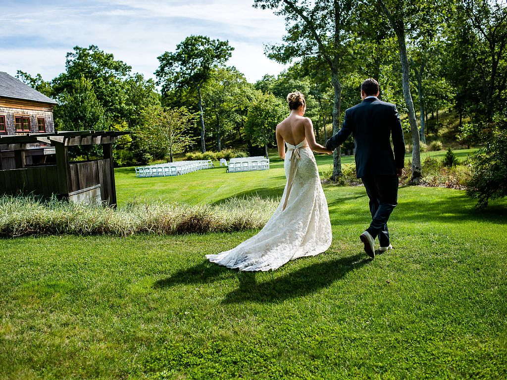 Non-traditional wedding venues - private home rentals - martha's vineyard