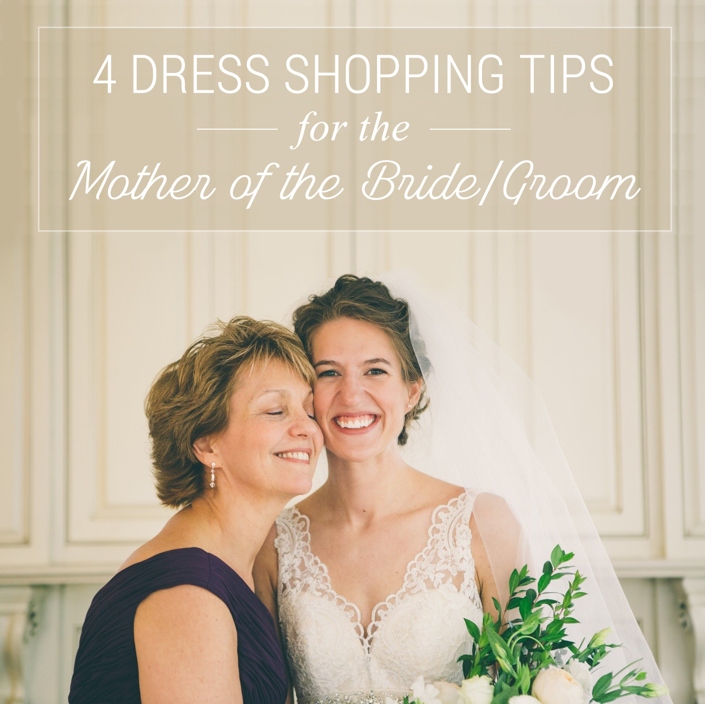 4 Dress Shopping Tips for Mother of the Bride - BridalPulse