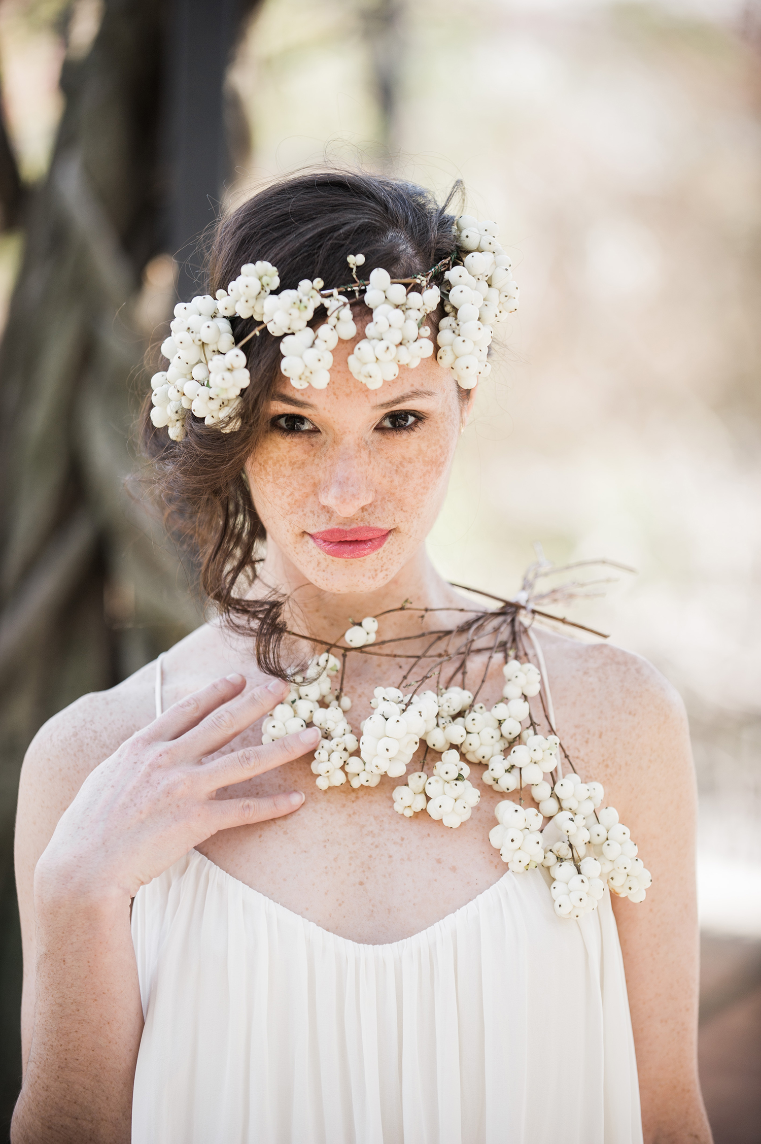 Spring flower crowns for the boho chic bride bridalpulse spring flower crowns for boho chic bride dhlflorist Images
