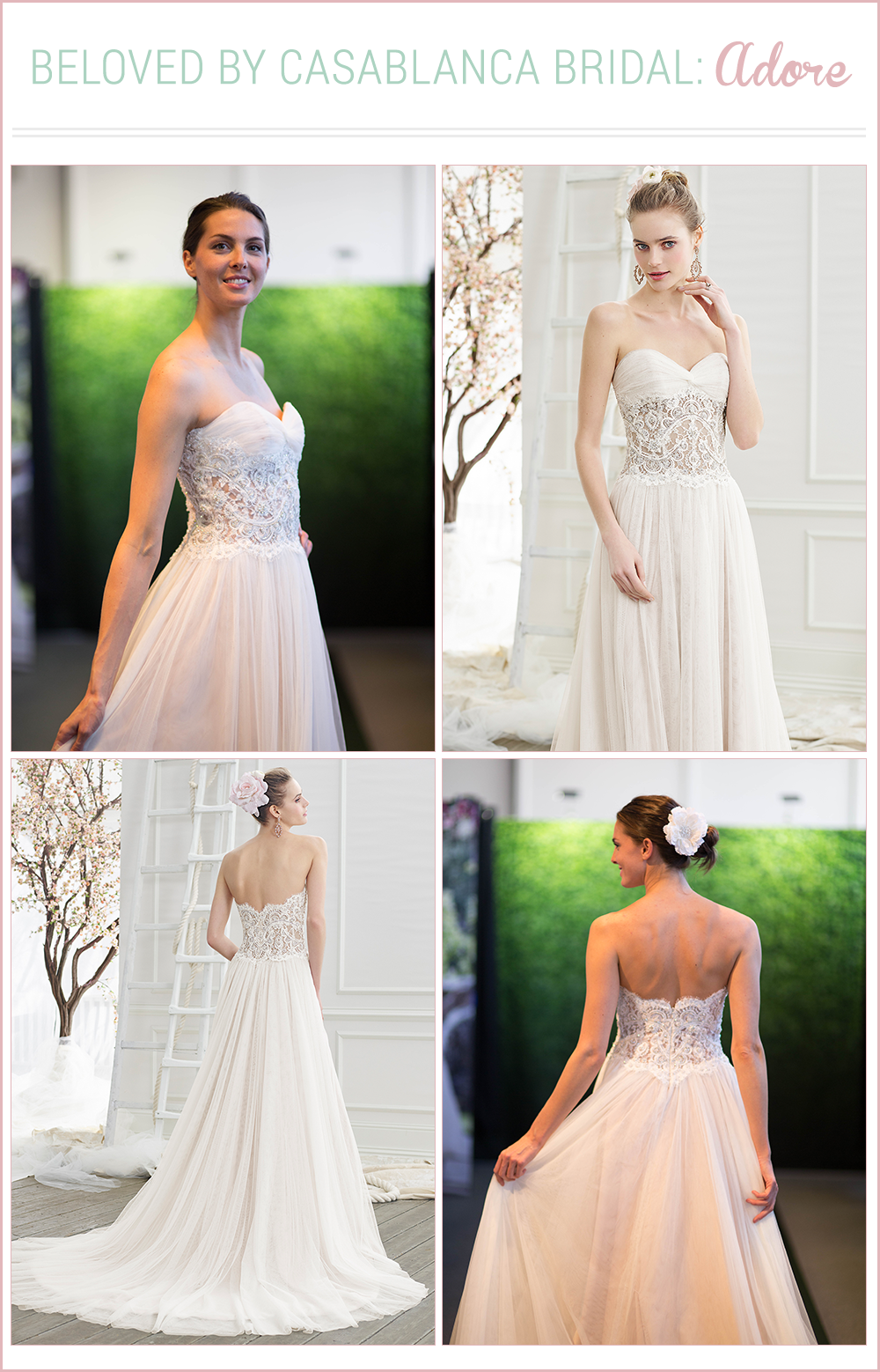 75bc84c3c5cef 12 Budget Friendly Wedding Dresses from Beloved by Casablanca Bridal