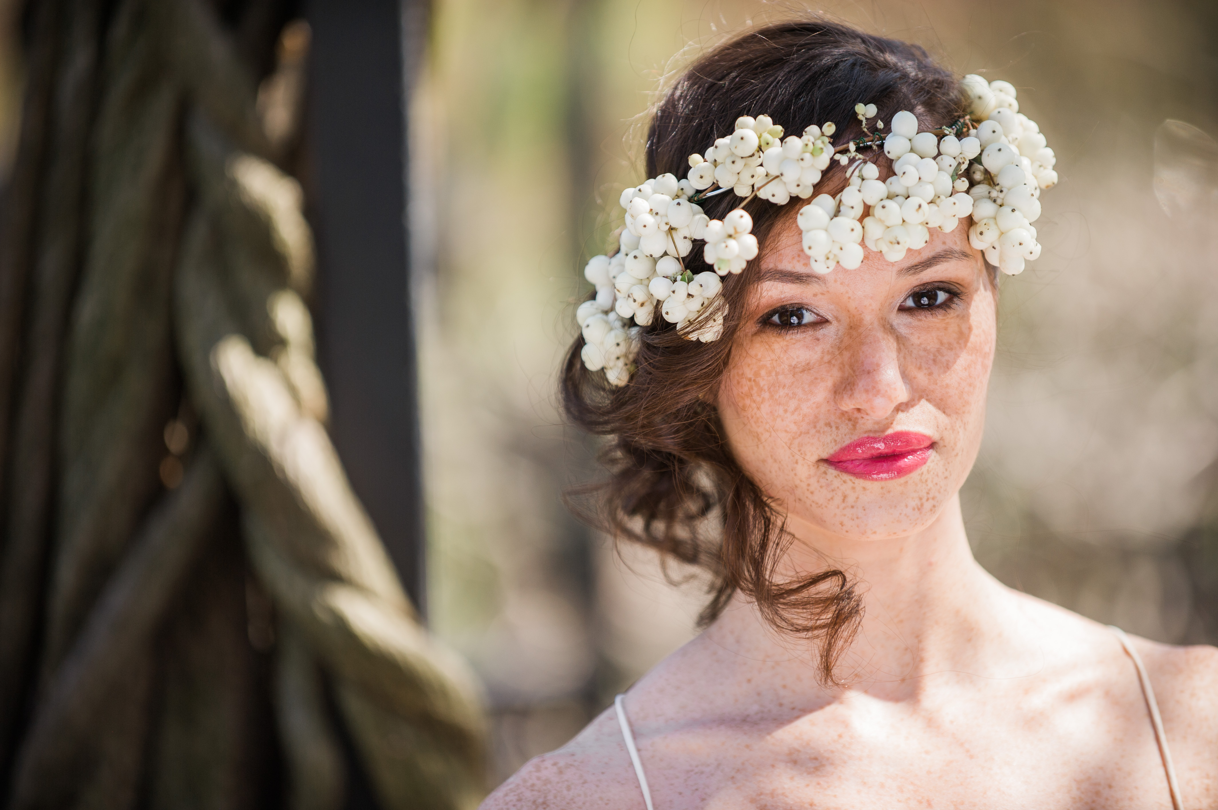 Spring flower crowns for the boho chic bride bridalpulse spring flower crowns for boho chic bride izmirmasajfo