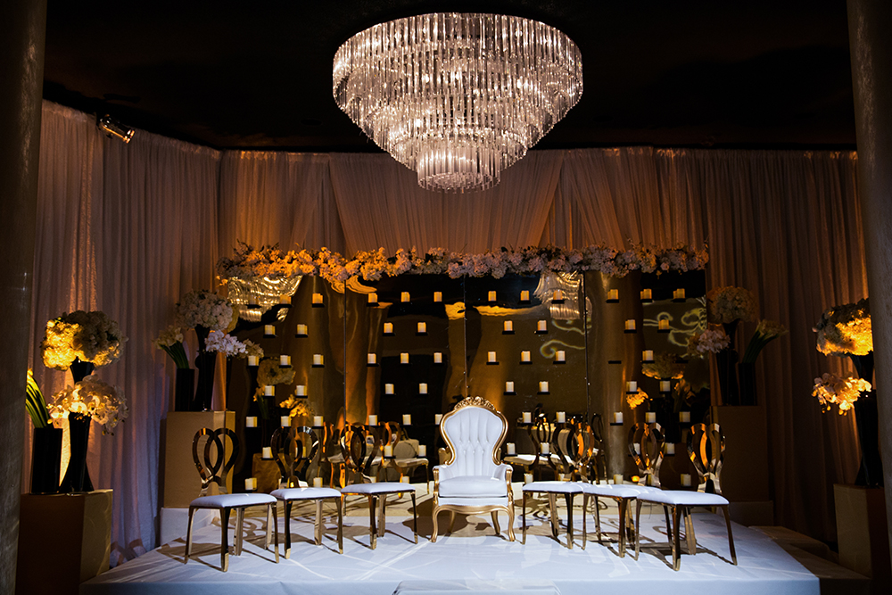 chairs for bridal party