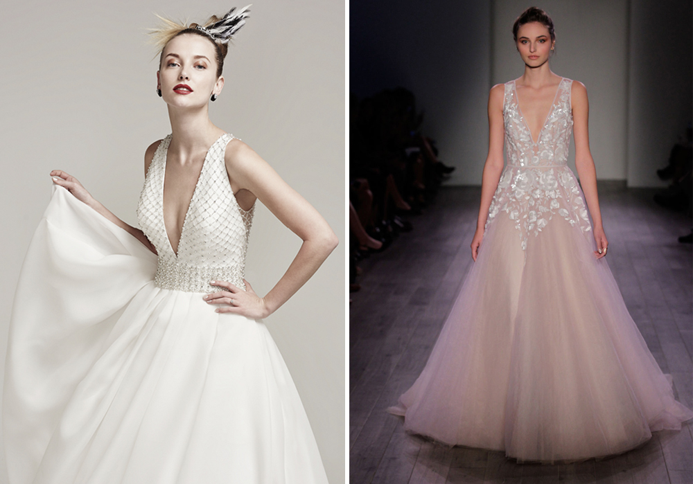 Finding the perfect wedding dress how to accentuate your for How to find the perfect wedding dress