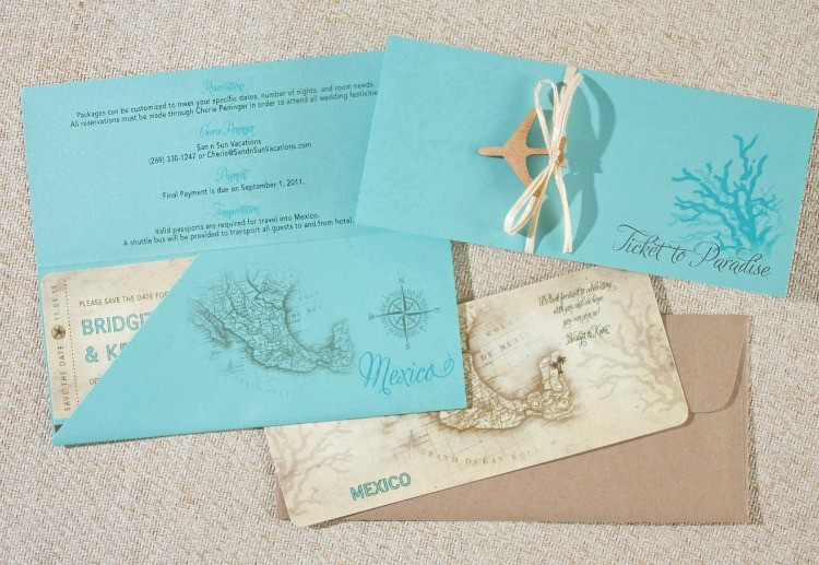 When To Send Out Wedding Invitations For Destination Wedding: 8 Tips For You And Your Guests