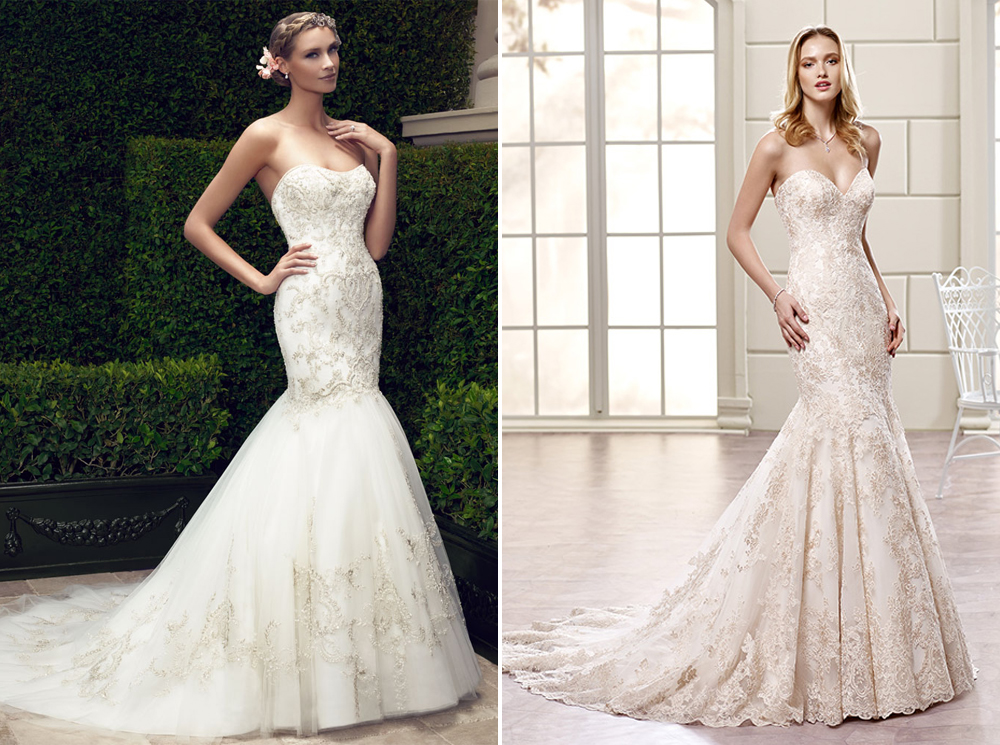 Finding the perfect wedding dress how to accentuate your for My perfect wedding dress