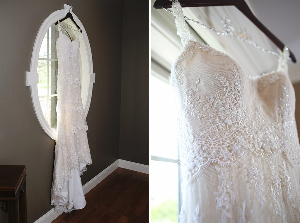 BridalPulse - Sweet Home Alabama Farm Wedding By Rent My Wedding - wedding dress