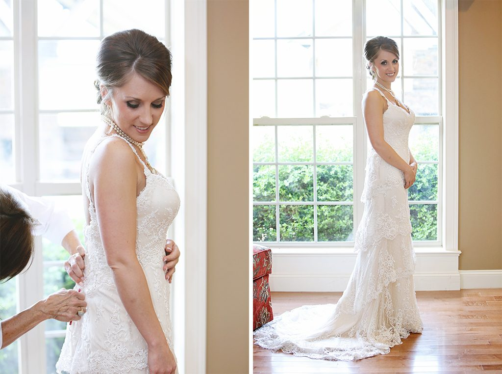 BridalPulse - Sweet Home Alabama Farm Wedding By Rent My Wedding | bride getting ready