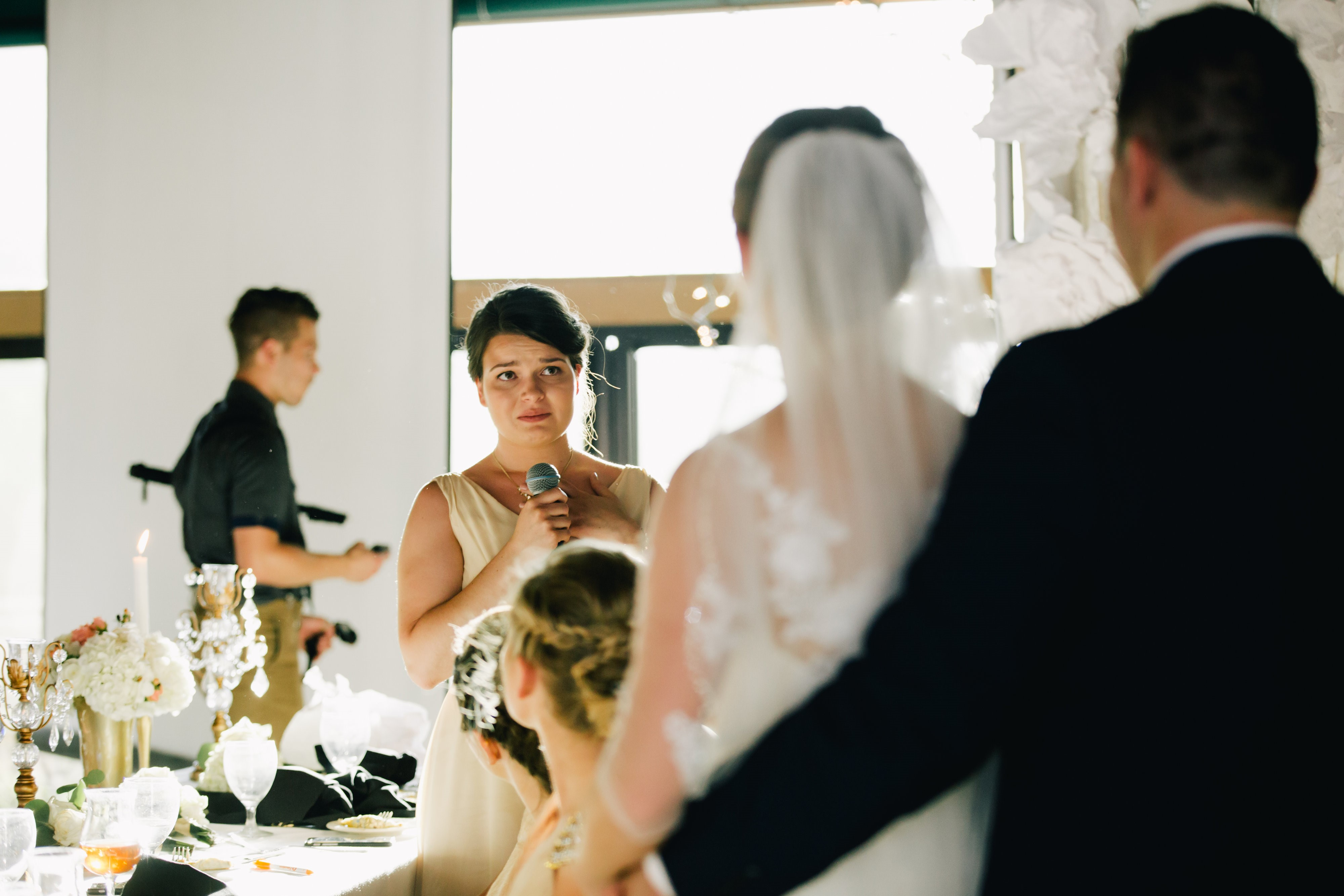 The Perfect Maid of Honor Speech faviana don't make it about you