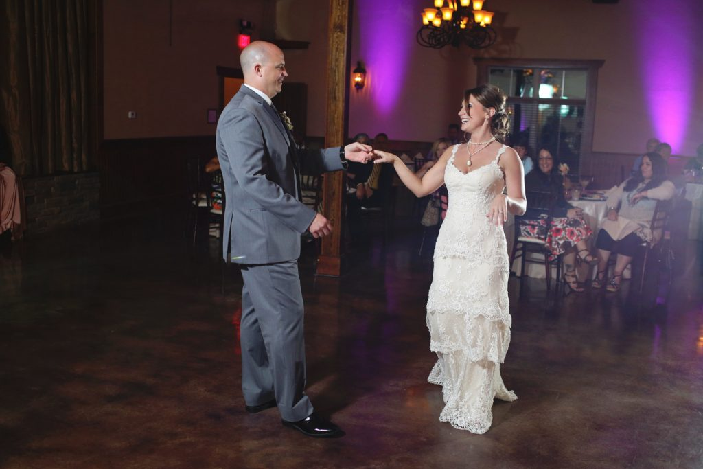 BridalPulse - Sweet Home Alabama Farm Wedding By Rent My Wedding | bride and groom first dance