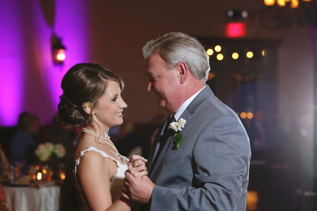 BridalPulse - Sweet Home Alabama Farm Wedding By Rent My Wedding | first dance with father