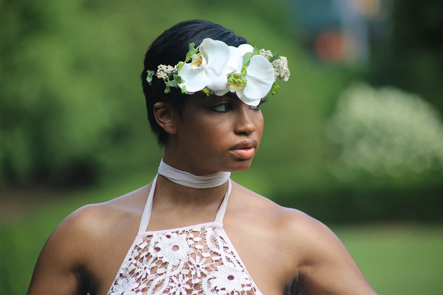 Summer flower crowns for every type of bride by stellar style events summer flower crowns for every type of bride by stellar style events izmirmasajfo
