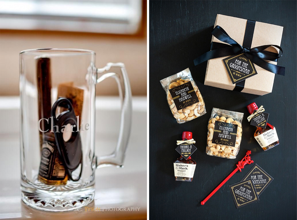 Creative Ideas to Include Alcohol Displays in Your Wedding Reception ...