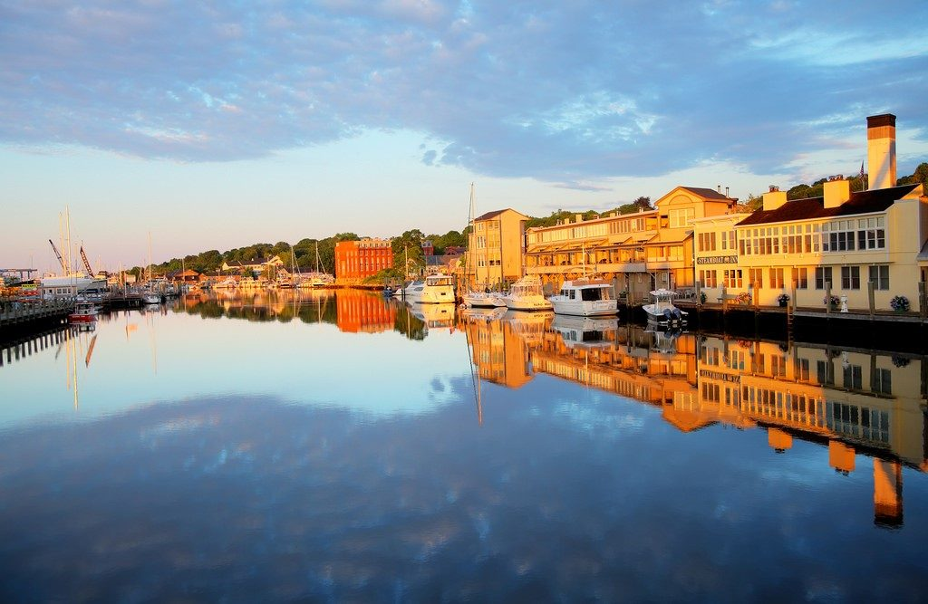 BridalPulse - Top Ten Mini-Moon Destinations | mystic connecticut mini honeymoon