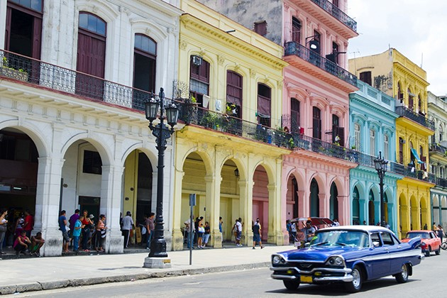 BridalPulse - Top Ten Mini-Moon Destinations | havana cuba mini honeymoons