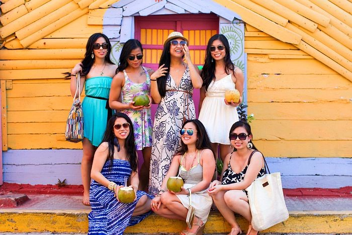 BridalPulse - Where to go for a Bachelorette Party in Mexico By The Bach | cancun