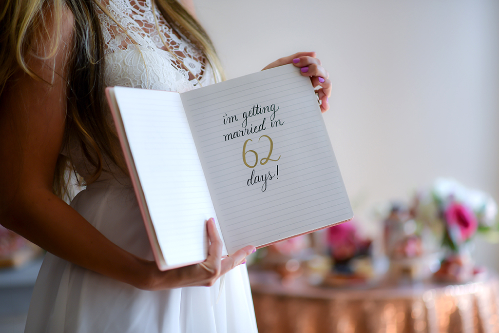 Gifts For Wedding Planning: Wedding Planning Party Inspiration
