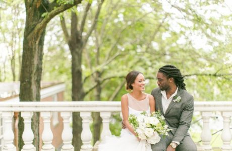 Elegant Styled Shoot at the Mansion at Strathmore