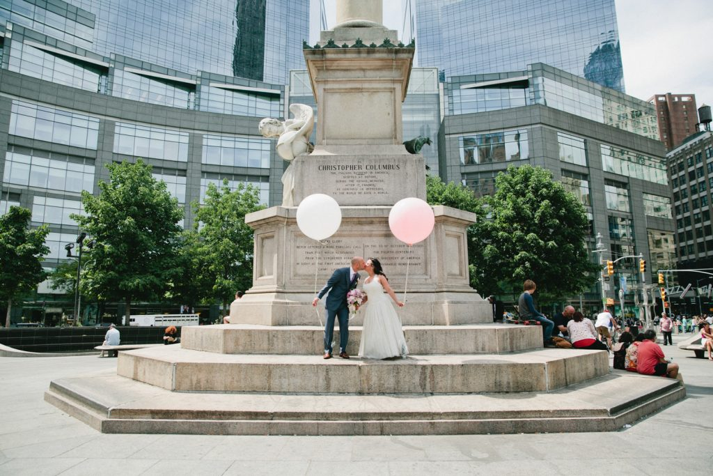 Intimate Central Park Wedding With NYC Reception By Vision Event Co